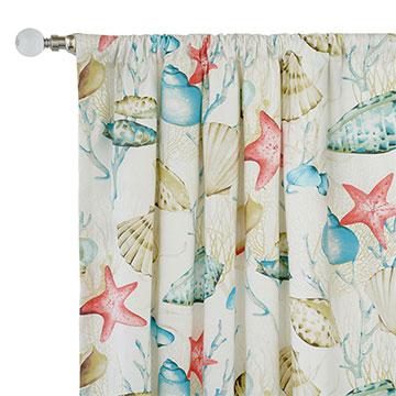 Sumba Seaside Curtain Panel