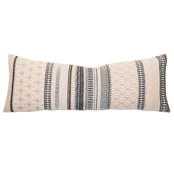 Willow Matelasse Accent Pillow In Neutral