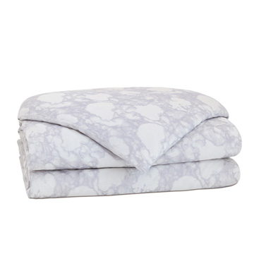 Lagos Rain Queen Duvet Cover