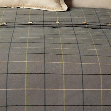 Donoghue Slate Duvet Cover and Comforter