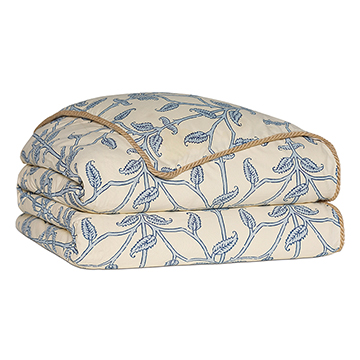 Badu Beanstalk Duvet Cover and Comforter