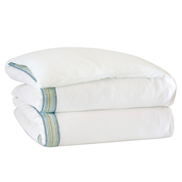 Breeze Shell Duvet Cover and Comforter