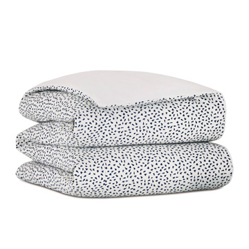Hugo Speckled Duvet Cover and Comforter
