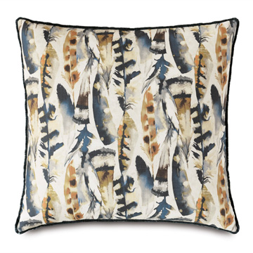 Sprouse Watercolor Euro Sham