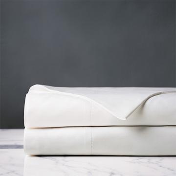 Gianna Classic White Flat Sheet