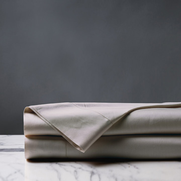 Deluca Fawn Flat Sheet