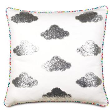 Gigi Clouds Decorative Pillow