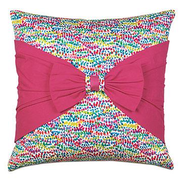 Gigi Bow Decorative Pillow