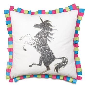 Gigi Lasercut Decorative Pillow