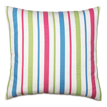 Gigi Stripe Decorative Pillow