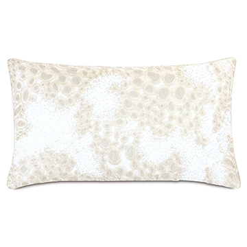 Jolene Metallic Decorative Pillow