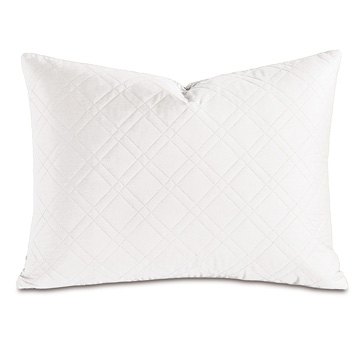 Coperta White King Sham