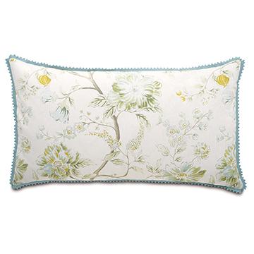 Magnolia Mint King Sham