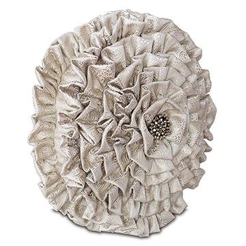 Belrose Ivory Tambourine