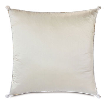 Marceau Marble Welt Decorative Pillow
