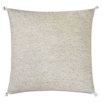 Marceau Turkish Knot Decorative Pillow