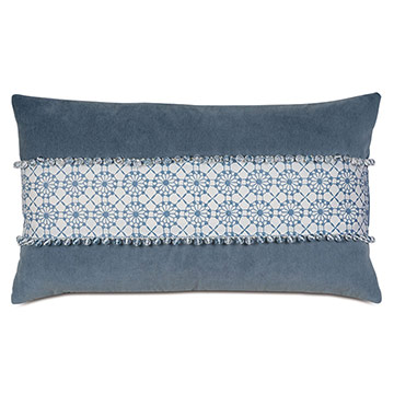 Penelope Stripe Decorative Pillow