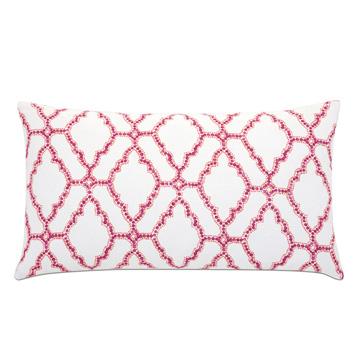 Paloma Trellis Decorative Pillow