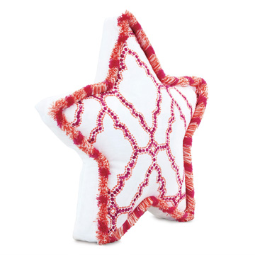 Paloma Starfish Decorative Pillow