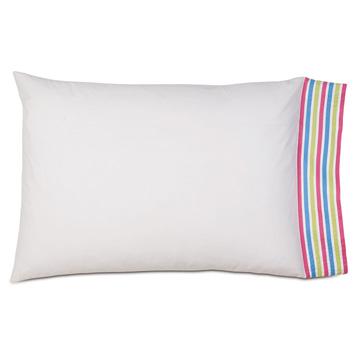 Posey Ribbon Pillowcase