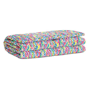 Gigi Speckled Bed Scarf