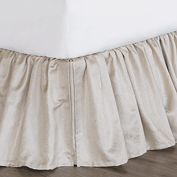 Belrose Ivory Bed Skirt