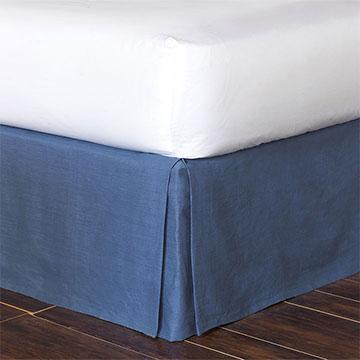 Breeze Sapphire Bed Skirt