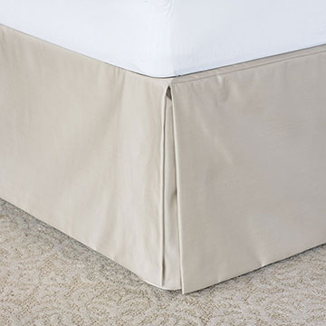 Marceau Pleated Bed Skirt
