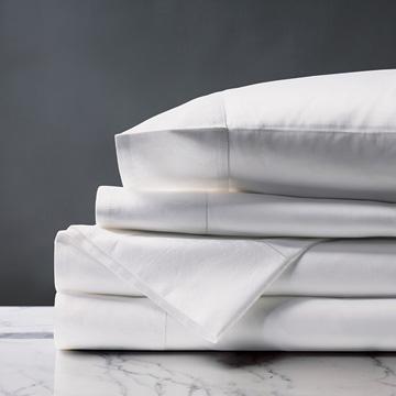 Palazzo White Sheet Set