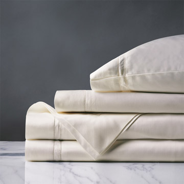 Lusso Ivory Sheet Set