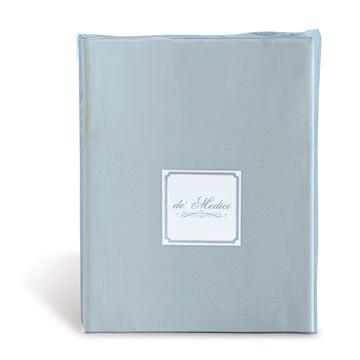 Fresco Luxe Azure Sheet Set