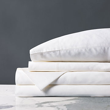 Fresco Classic White Sheet Set