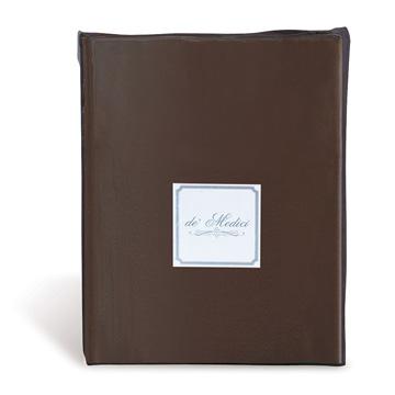 Fresco Luxe Walnut Sheet Set