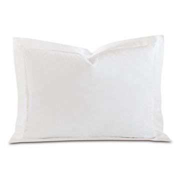 Fresco Luxe White Standard Sham