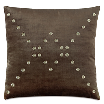 Silvio Grommet Decorative Pillow