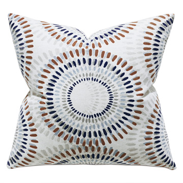 Filmore Geometric Decorative Pillow