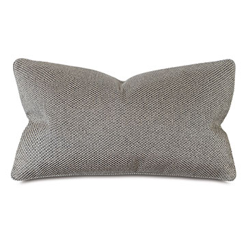 Trillium Metallic Decorative Pillow