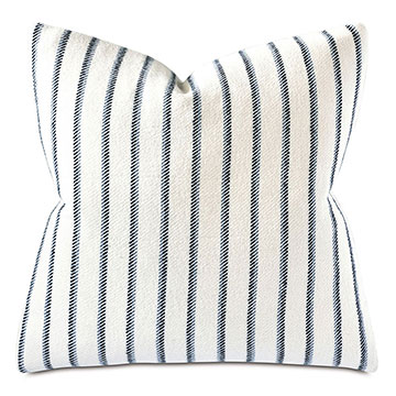 Marco Striped Decorative Pillow