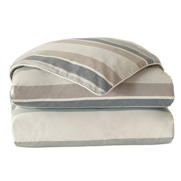 Bertrand Buff Duvet Cover and Comforter