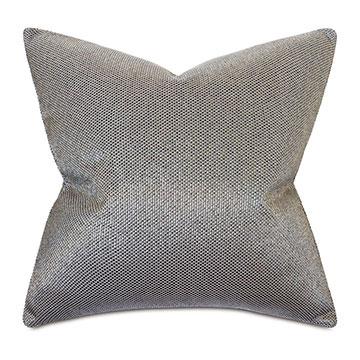 Trillium Metallic Euro Sham