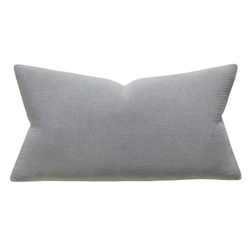 Cisero Matelasse King Sham In Gray