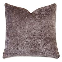 Stones Textured Decorative Pillow