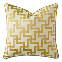 Maude Graphic Decorative Pillow