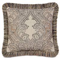 Aiden Damask Decorative Pillow