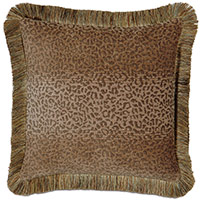 Congo Gold & Sage Pillow A
