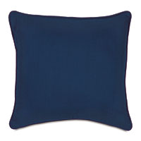Resort Indigo Accent Pillow