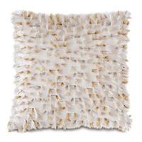 Sprouse Feathery Decorative Pillow