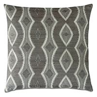 Echo Ogee Decorative Pillow