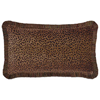 Congo Brown & Spice Pillow B