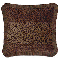 Congo Brown & Spice Pillow C